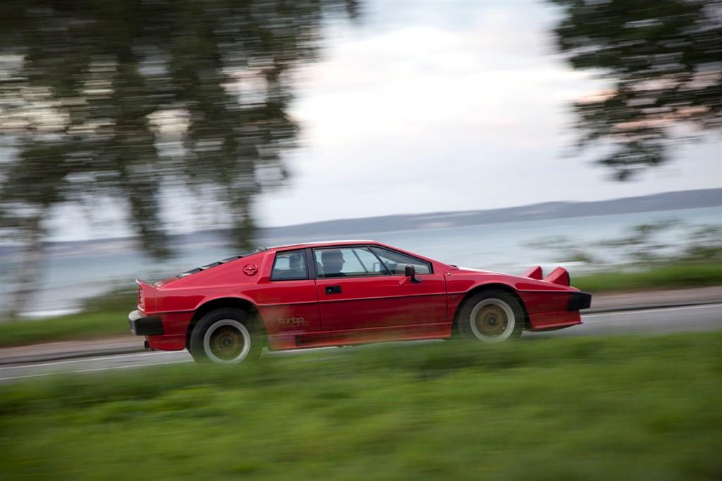 Motorsporten.dk - Historisk motorsport - Årgang 1980 springer ud som veteraner